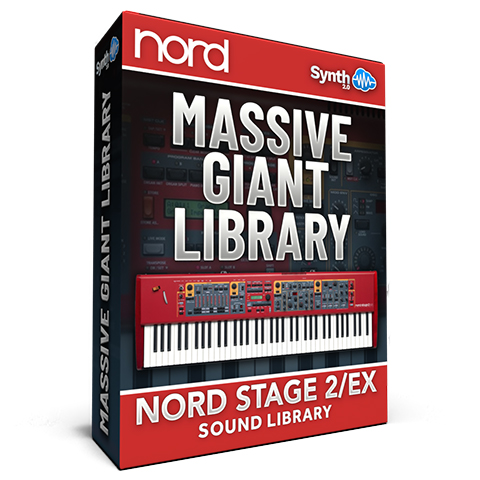 ASL004 - Massive Giant Library - Nord Stage 2 / 2 EX