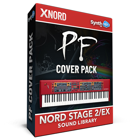 LDX156 - PF Cover Pack - Nord Stage 2 / 2 EX