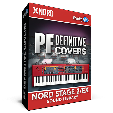 SCL66 - PF Definitive Covers - Nord Stage 2 / 2 EX