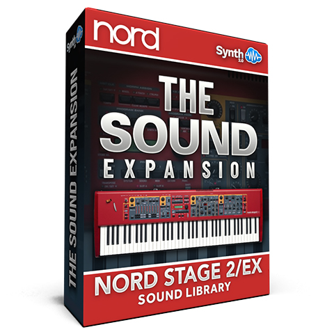SLL017 - The Sound Expansion - Nord Stage 2 / 2 EX