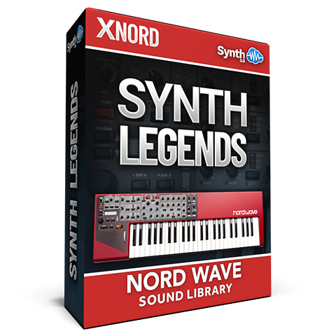 LDX190 - Synth Legends - Nord Wave