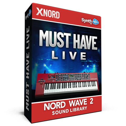 ASL016 - Must Have Live - Nord Wave 2