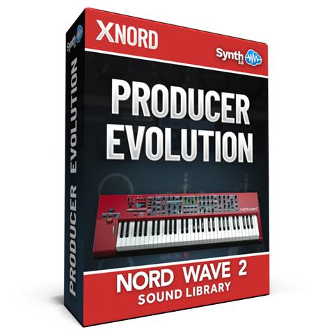 SCL312 - Producer Evolution - Nord Wave 2