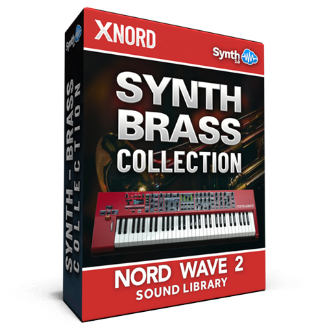 ASL008 - Synth - Brass Collection - Nord Wave 2
