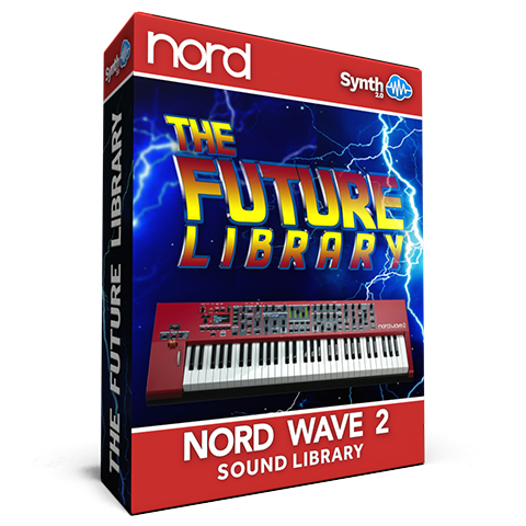 SLL007 - The Future Library - Nord Wave 2