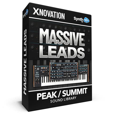 SCL159 - Massive Leads - Novation Summit