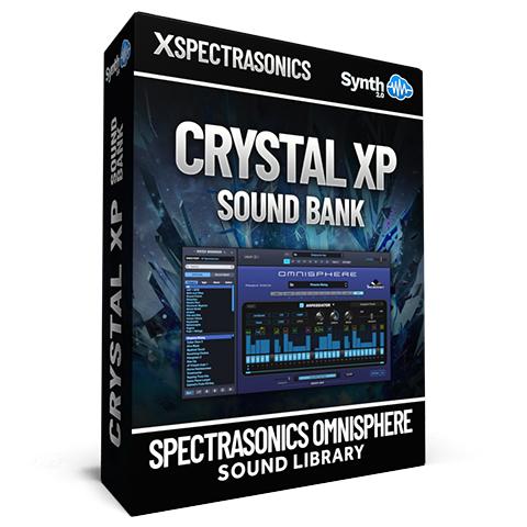 SCL140 - Crystal XP Sound Bank  - Spectrasonics Omnisphere 2