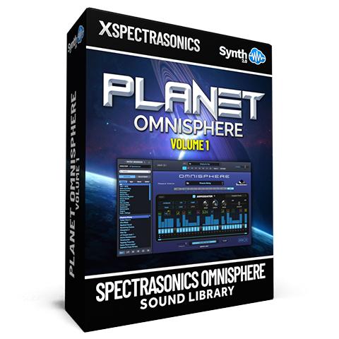 SCL42 - Planet Omnisphere Vol.1 MkII - Spectrasonics Omnisphere