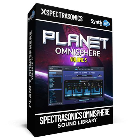 SCL41 - Planet Omnisphere Vol.3 MkII - Spectrasonics Omnisphere