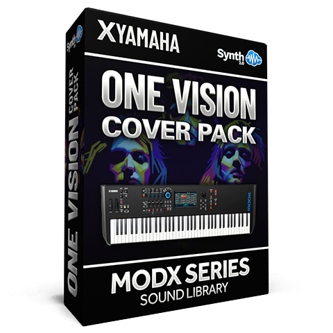 LDX200 - One Vision Cover Pack - Yamaha MODX