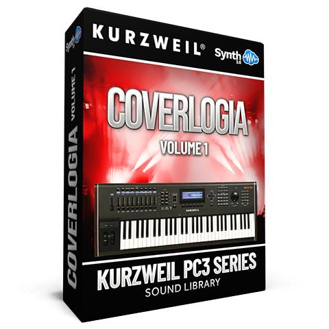SCL367 - Coverlogia V1 - Kurzweil PC3