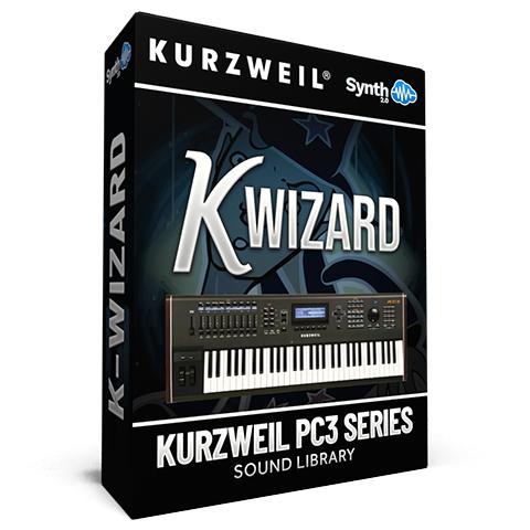 LDX139 - K-Wizard - Kurzweil PC3 Series