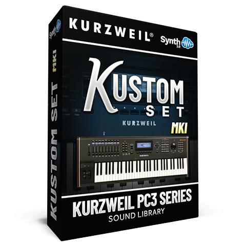 LDX133 - Kustom Set - Kurzweil PC3 Series