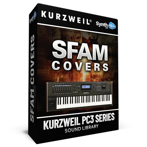 LDX140 - SFAM Covers - Kurzweil PC3 Series