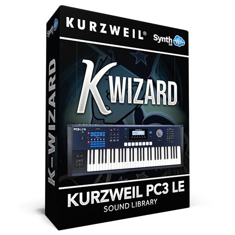 LDX139 - K-Wizard - Kurzweil PC3LE