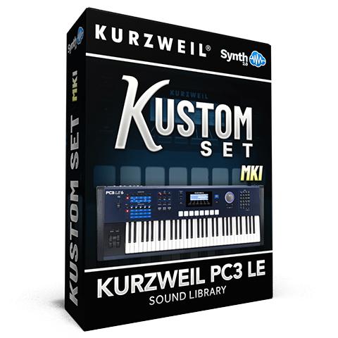 LDX133 - Kustom Set - Kurzweil PC3LE