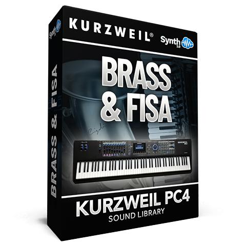 SCL245 - Brass & Fisa - Kurzweil PC4