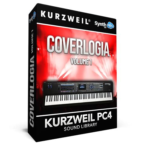 SCL367 - Coverlogia V1 - Kurzweil PC4