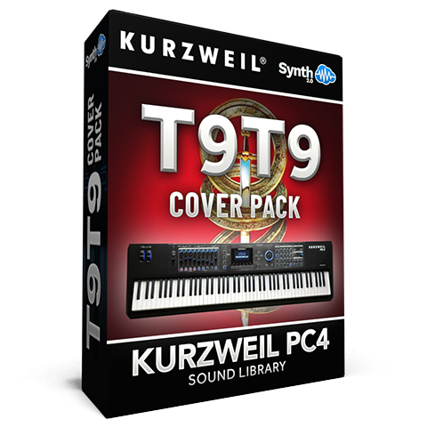 LDX137 - T9T9 Cover Pack - Kurzweil PC4