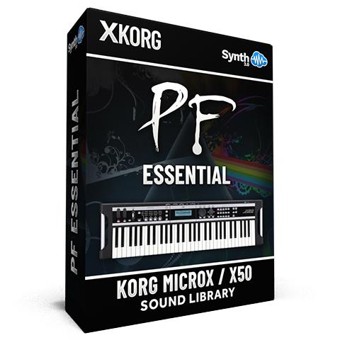 SCL197 - PF Essential - Korg MicroX / X50