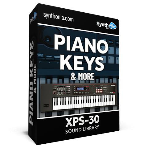 SCL130 - Piano, Keys & More - XPS-30