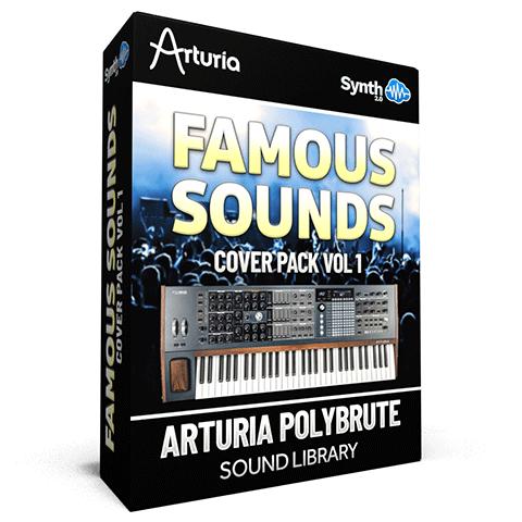 SCL311 - Famous Sounds Vol.1 - Arturia PolyBrute