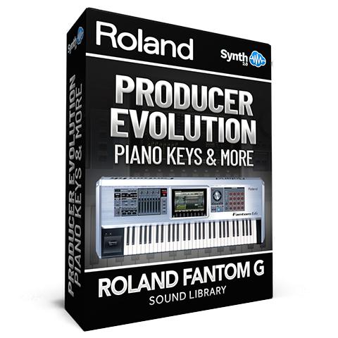 SCL27 - Producer Evolution ( Piano Keys & More ) - Roland Fantom G