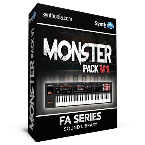 LDX188 - Monster Pack V1 - FA Series