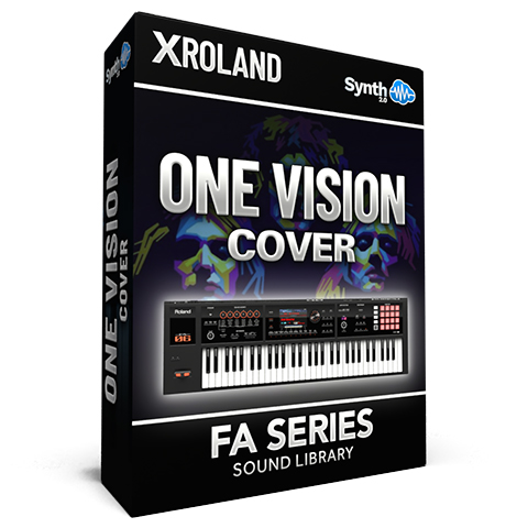 SCL335 - One Vision Cover Pack - Roland FA Series