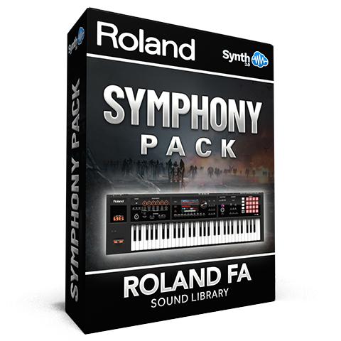 LDX180 - Symphony Pack - Roland FA Series