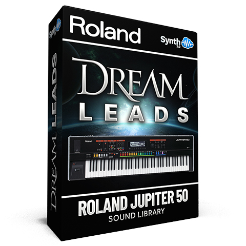 SCL32 - Dream Leads - Roland Jupiter 50