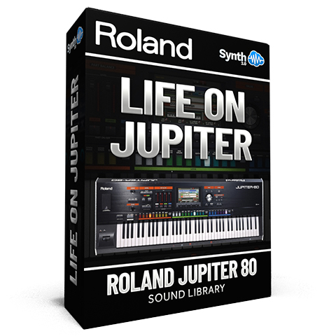 LDX106 - Sfam Covers - Roland Jupiter 80