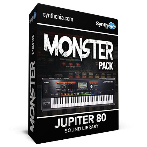 LDX171 - Monster Pack - Jupiter 80