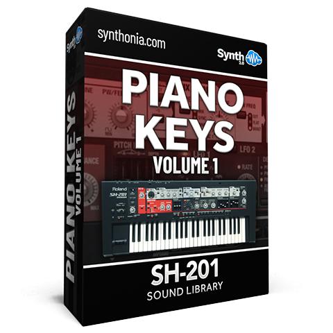 SCL30 - Piano & Keys V1 - SH-201