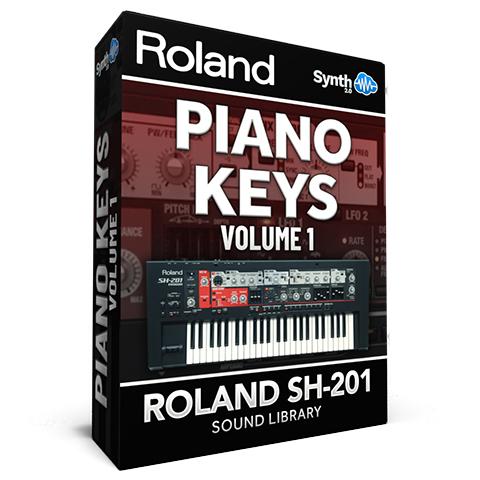 SCL30 - Piano & Keys V1 - Roland SH-201