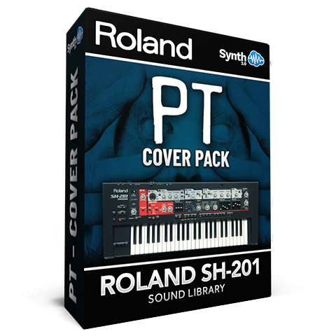 SCL29 - Porcupine Tree Cover Pack - Roland SH-201