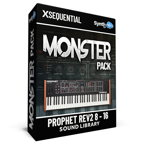 SWS015 - Monster Pack - Sequential Prophet Rev2 ( 8 - 16 voices )
