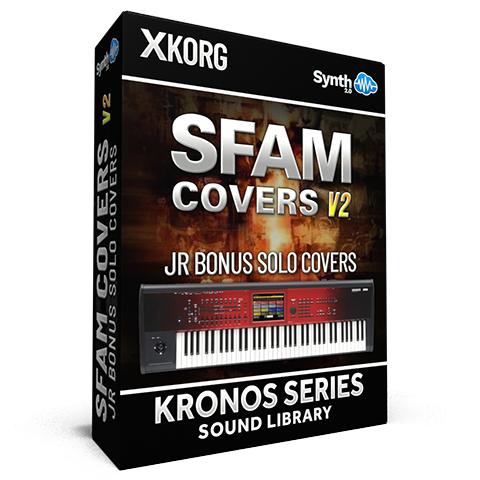 LDX90 - Sfam Covers V2 + Bonus JR Solo Covers / Korg Kronos Series