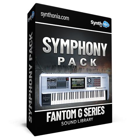 LDX180 - Symphony Pack - Fantom G