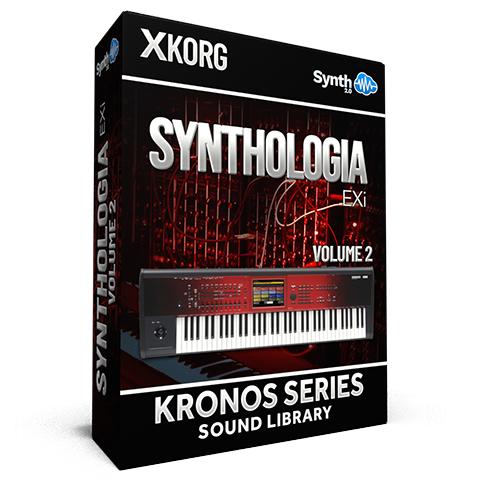 SSX200 - Synthologia EXi V2 - Korg Kronos Series