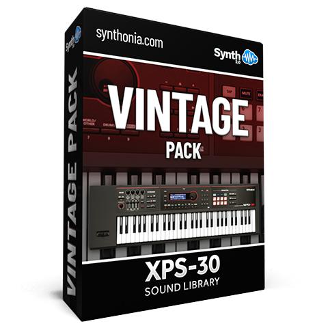 LDX194 - Vintage Pack - XPS-30