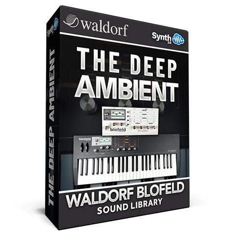 SCL113 - The Deep Ambient - Waldorf Blofeld / Desktop