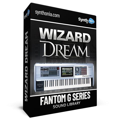 LDX111 - Wizard Dream - Fantom G
