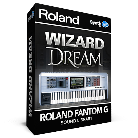 box---wizard-dream---roland-fantom-series