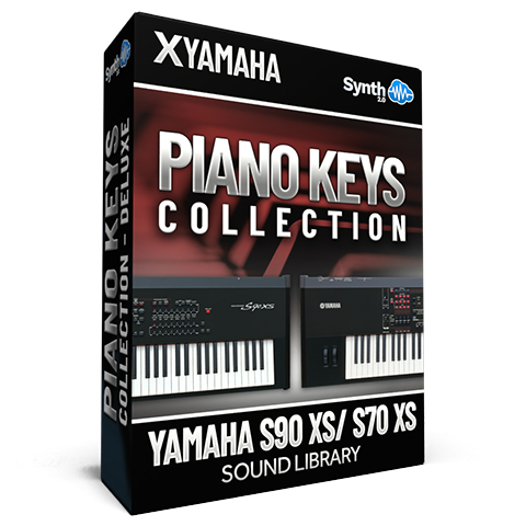 SCL60 - Piano & Keys / Collection - Yamaha S90XS / S70XS