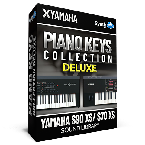 SCL87 - Piano & Keys / Collection DELUXE - Yamaha S90XS / S70XS