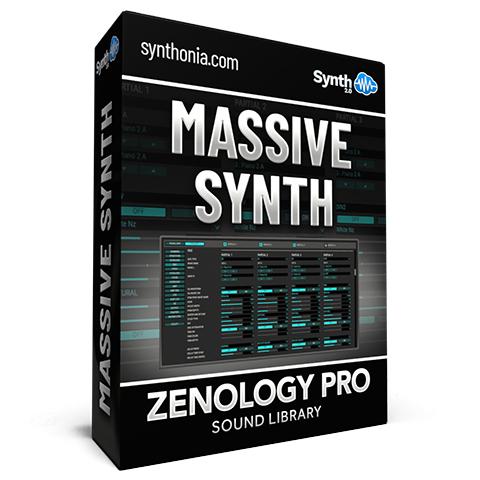 LDX183 - Massive Synth - Zenology Pro