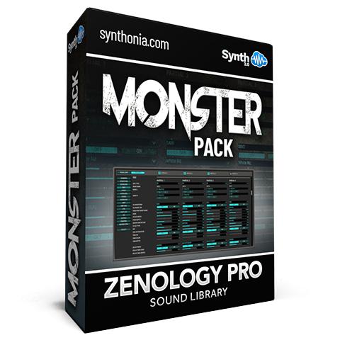 SCL300 - Monster Pack - Zenology Pro