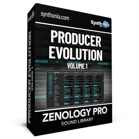 SCL229 - Producer Evolution V1 - Zenology Pro