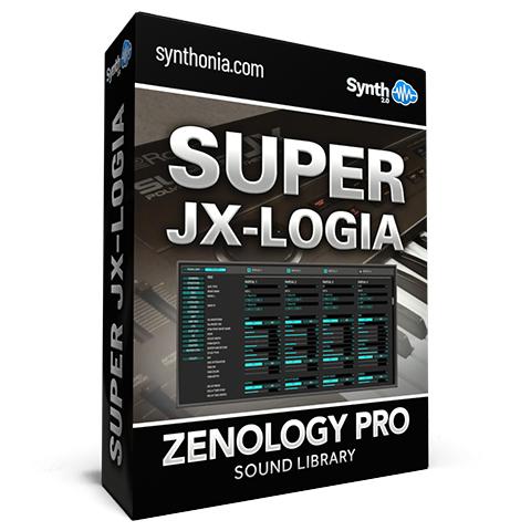 SCL132 - Super Jx-logia - Zenology Pro